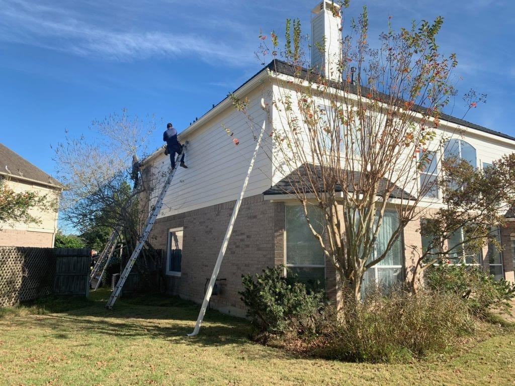 The Roof Depot provides the best gutter services